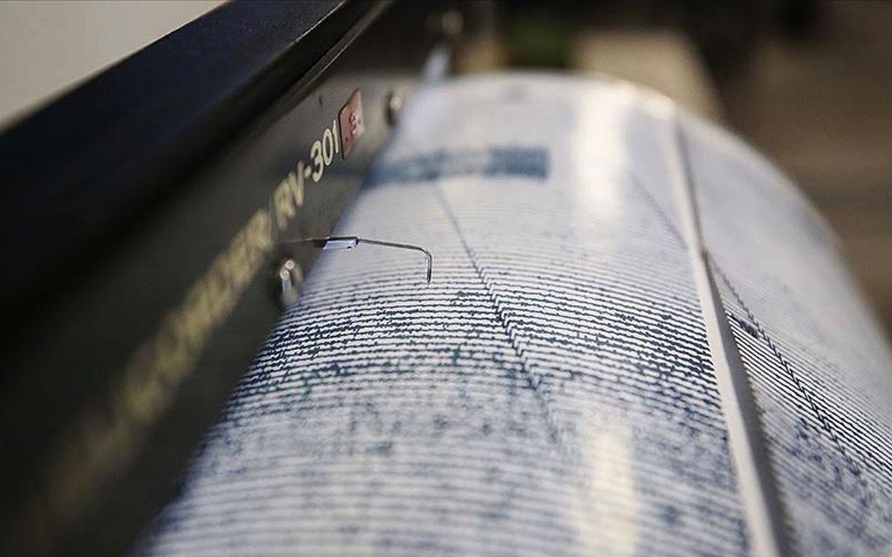 Doğu Türkistan'da 5.3 şiddetinde deprem!
