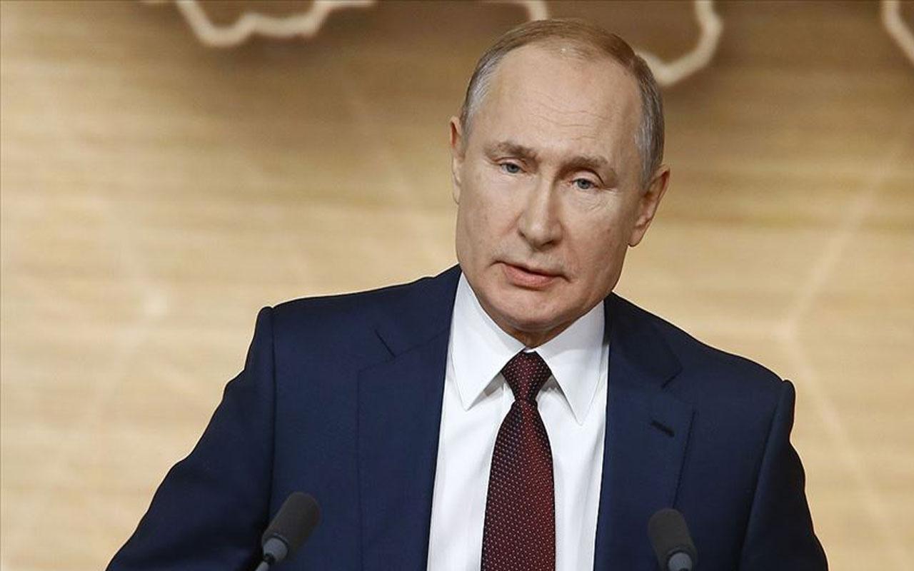 Kremlin Sözcüsü Peskov: Putin koronavirüs aşısı olmaya karar verdi