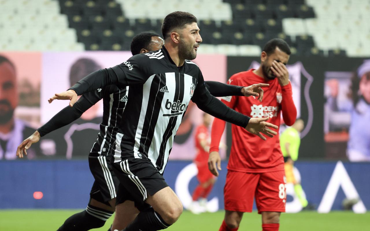 Beşiktaş Sivasspor maçı golleri ve geniş özeti