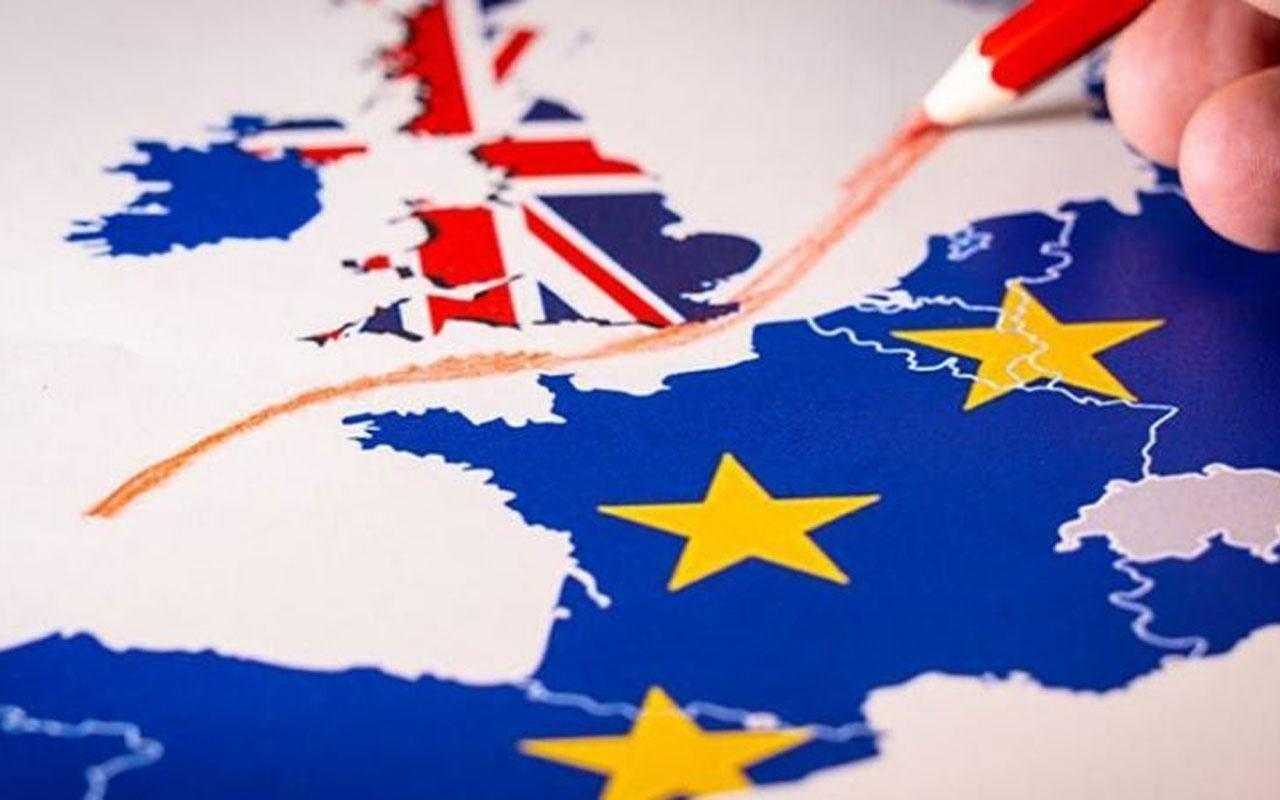 AB ülkeleri İngiltere'yle ticaret anlaşmasını onayladı