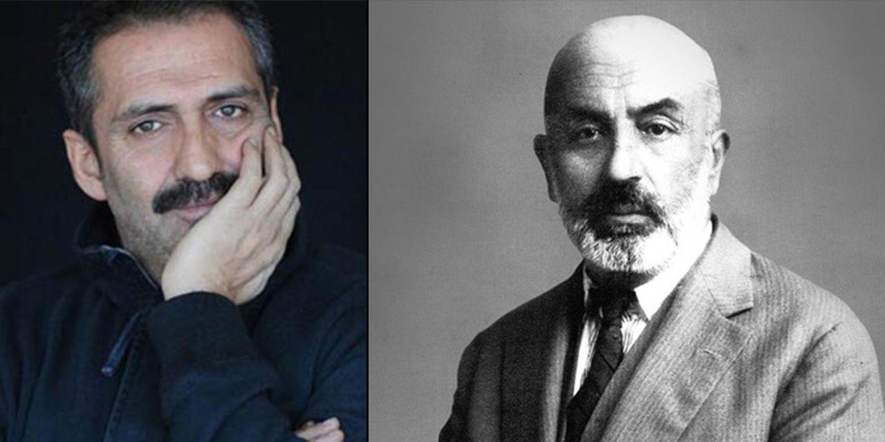 Akif filminde Mehmet Akif Ersoy'u canlandıran Yavuz Bingöl'e tepki! 'Cahil...'
