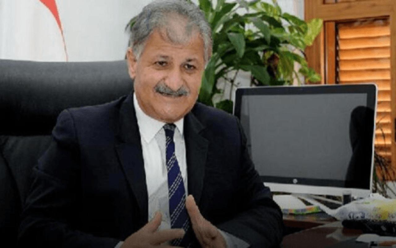 KKTC Sağlık Bakanı'ndan aşı açıklaması 10 güne geliyor