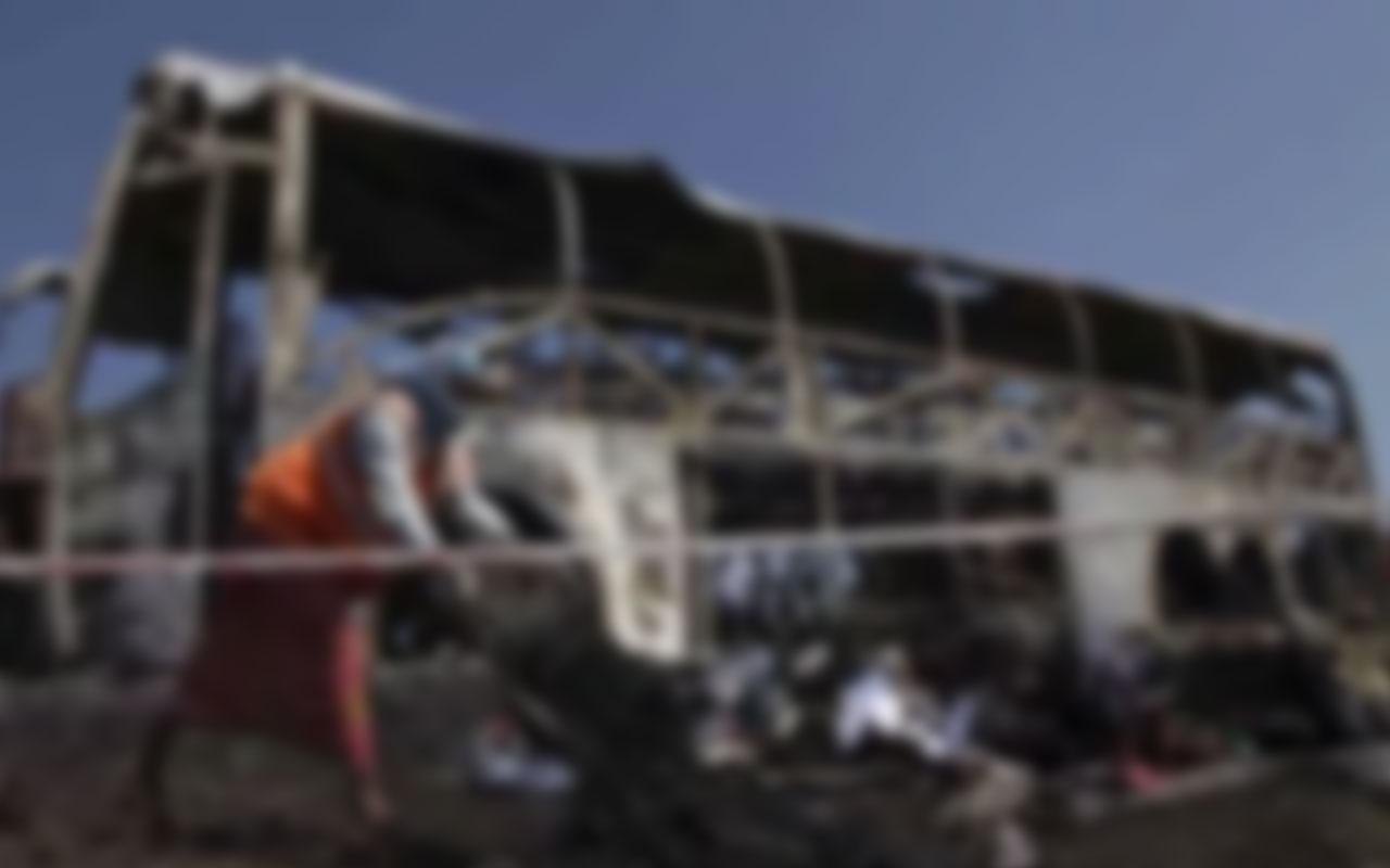 Hindistan'da otobüs kamyona çarptı: 7 ölü, 20 yaralı