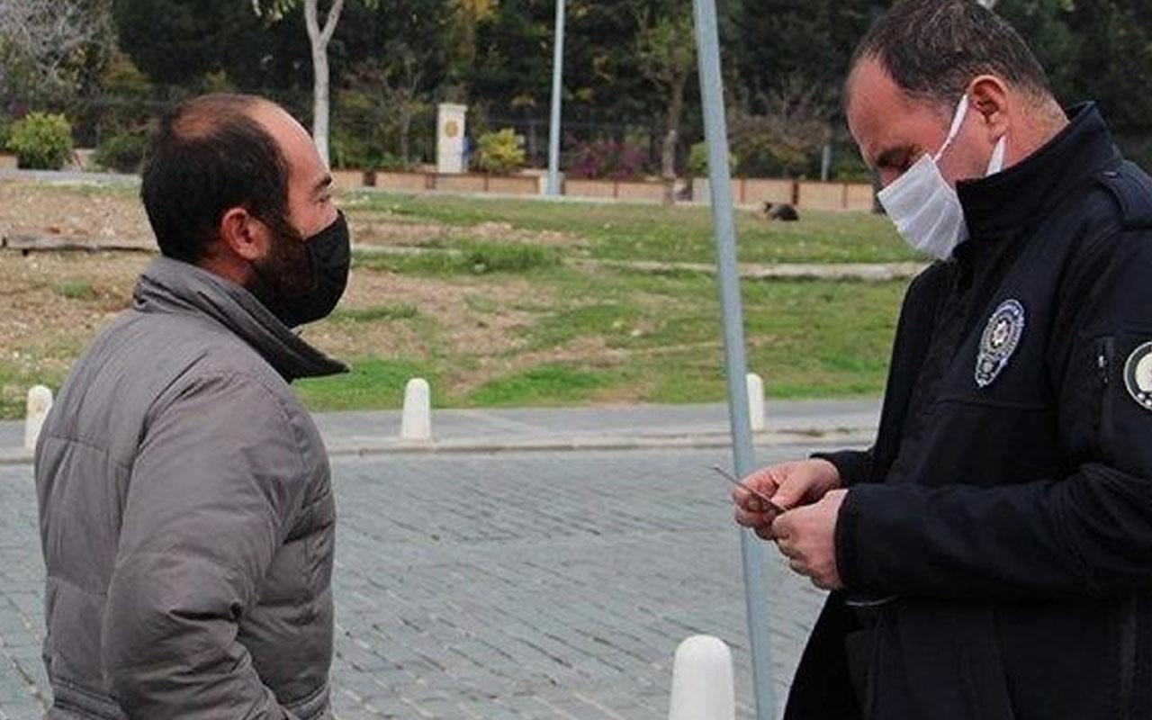 Antalya'da kısıtlama cezası iptal edilip memleketine gönderilen Ali Çiftçi: Yeni bir hayat istiyorum