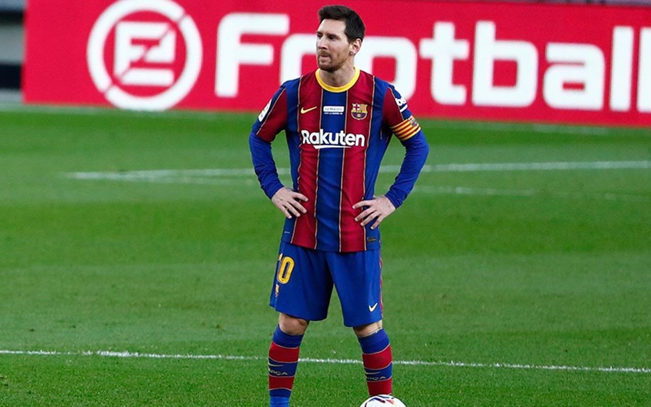 Lionel Messi açıkladı! Barcelona defteri kapanıyor mu?