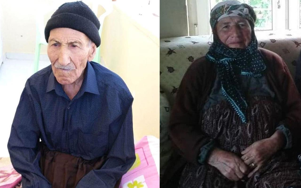 Adıyaman'dan yürek yakan haber! Yaşlı çiftin evine giren yakınları şok oldu