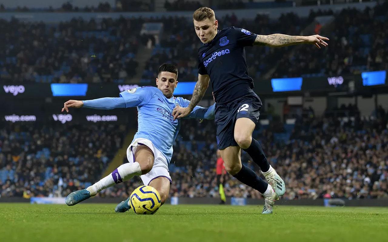Everton-Manchester City maçına korona engeli