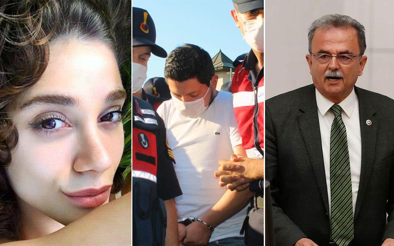 Pınar Gültekin iddiası! CHP Muğla milletvekili Süleyman Girgin telefonu doğruladı