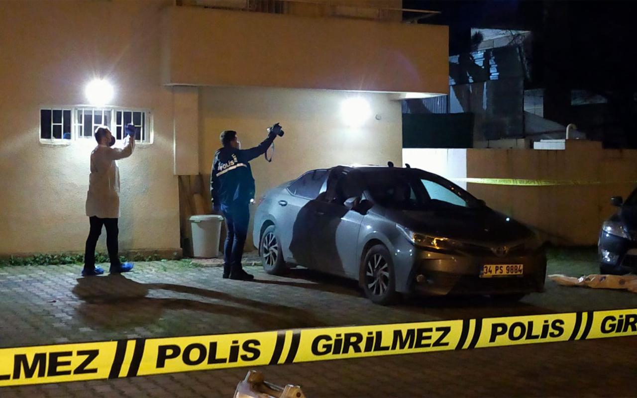 Kadıköy'de 80 yaşındaki kadın 9. kattan atlayarak intihar etti