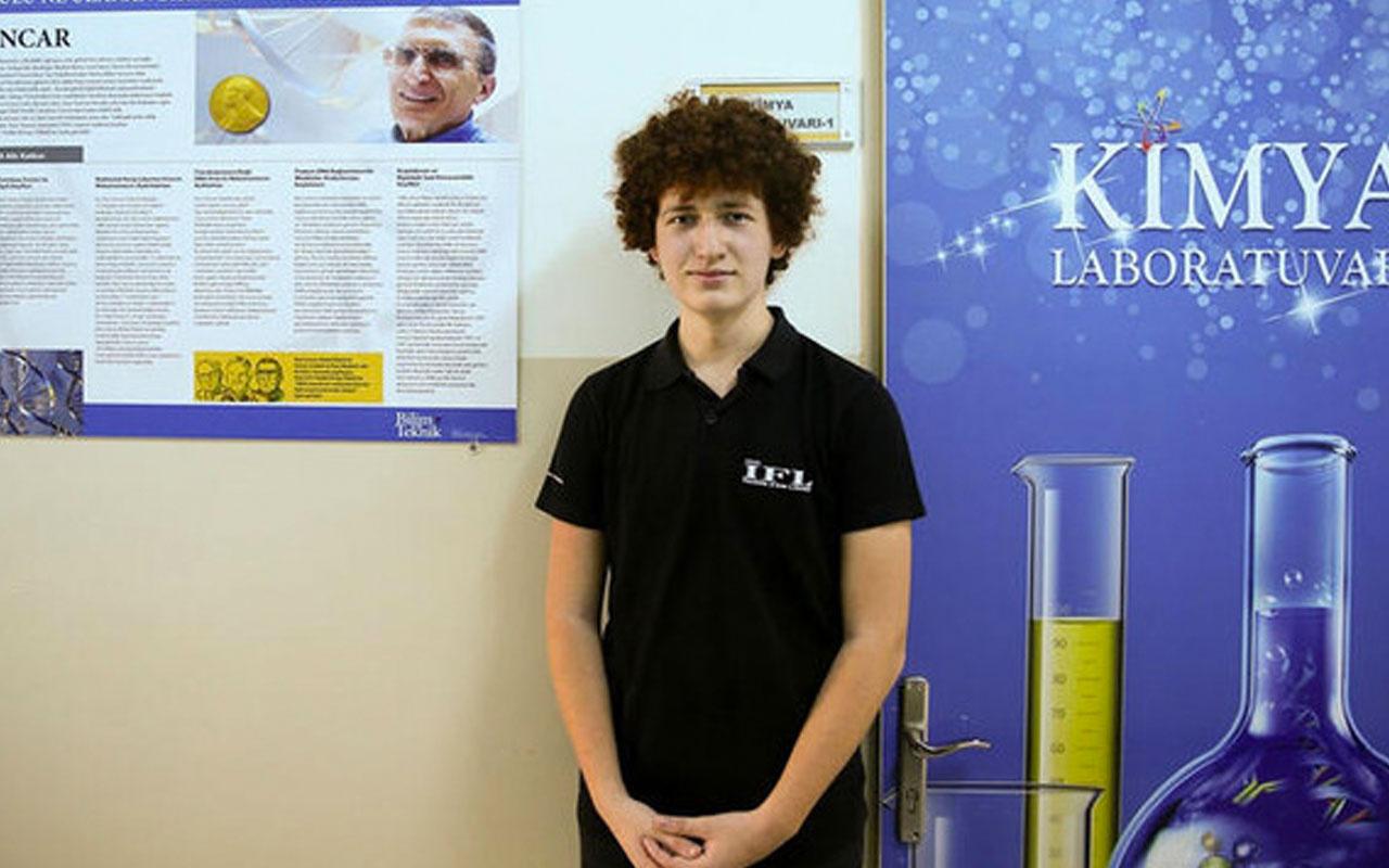 İzmir Fen Lisesi öğrencisi 17 yaşındaki Deniz Güner MIT'e kabul edildi