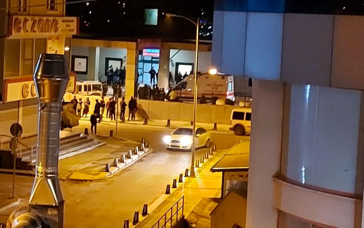 Silivri'de iki aile arasında silahlı kavga: 1 ölü 2 yaralı