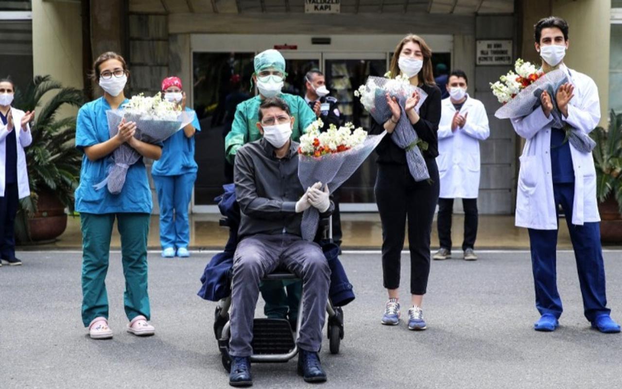 Dünya genelinde Kovid-19'dan iyileşenlerin sayısı 57 milyonu geçti