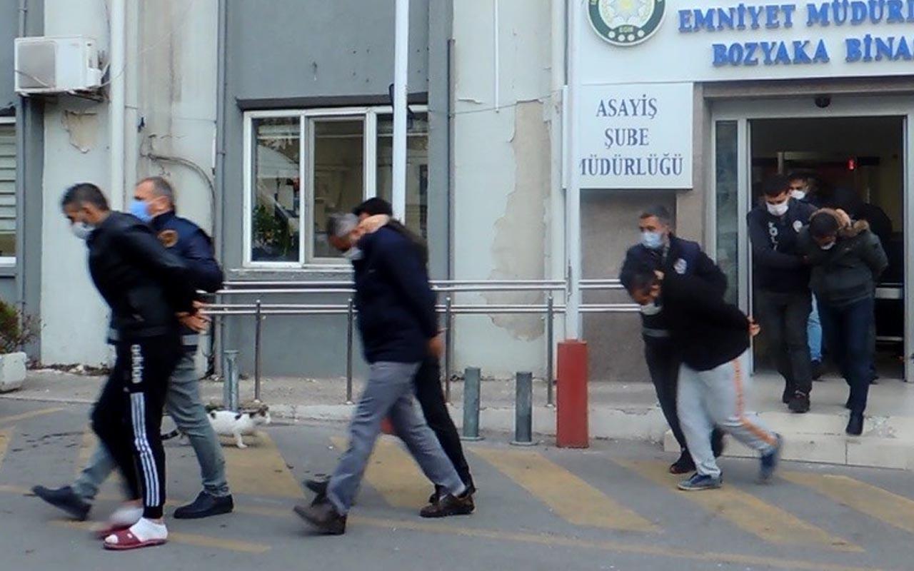 İzmir'de çökertilen çetenin şeytanın aklına gelmeyecek oyunu: Kirala, sat, çal, iade et
