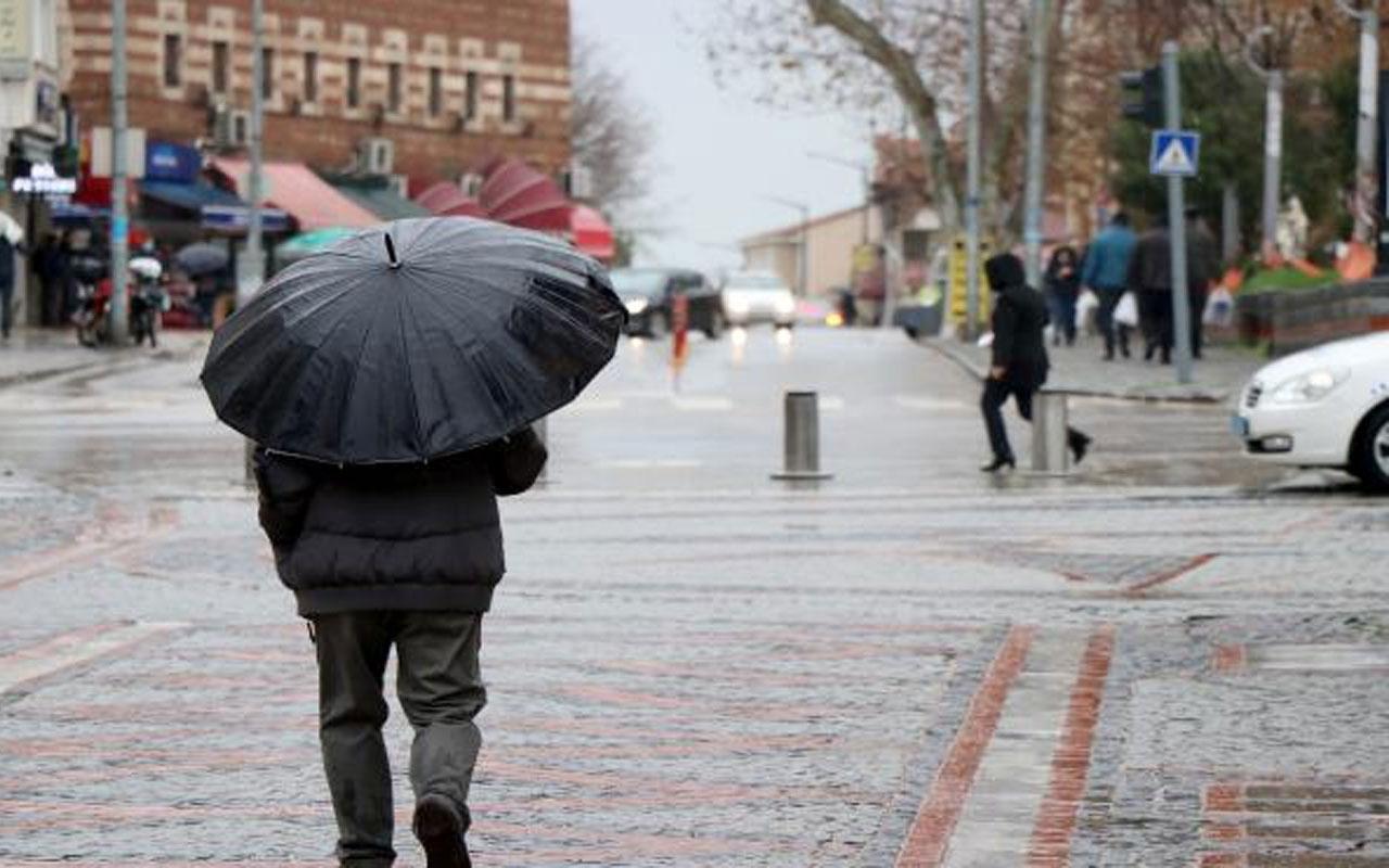 Son 91 yılın en kurak dönemi! Edirne'de son 24 saatte metrekareye 17 kilogram yağış düştü