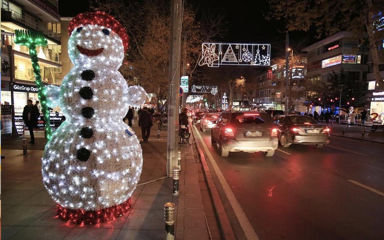 31 Aralık resmi tatili mi? Yılbaşı sokağa çıkma yasağı ne zaman başlıyor
