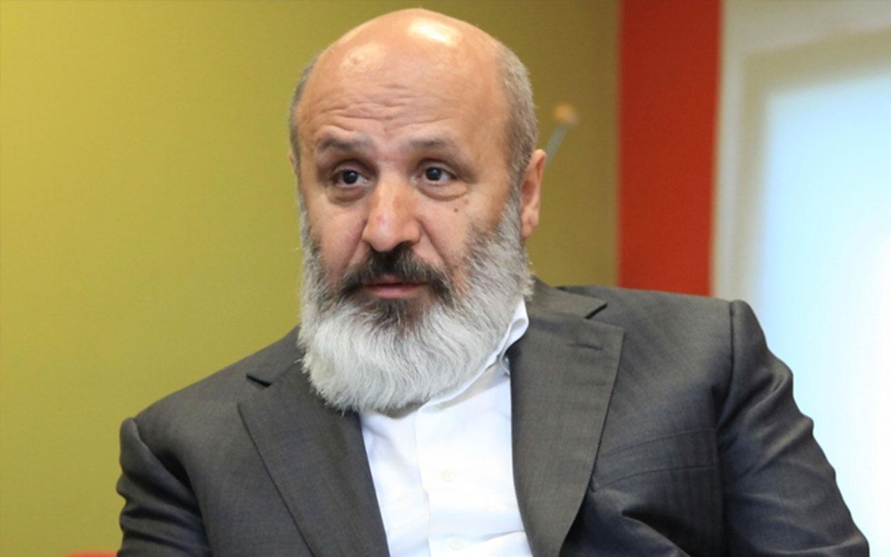 Ethem Sancak, yerli otomobil TOGG'un Yönetim Kurulu'ndan istifa etti