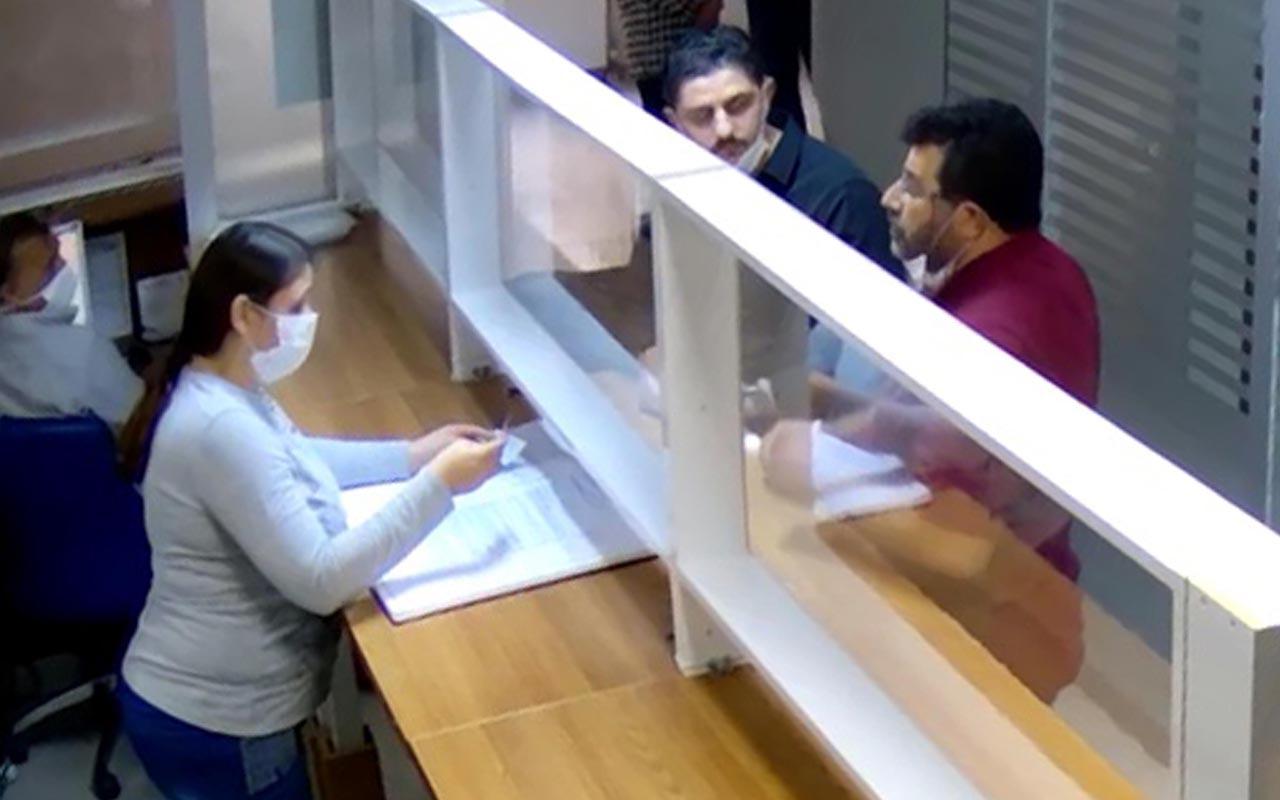 Mersin'de tapu müdürlüğünde 1 milyon liralık dublörlü vurgun yaparken yakalandılar