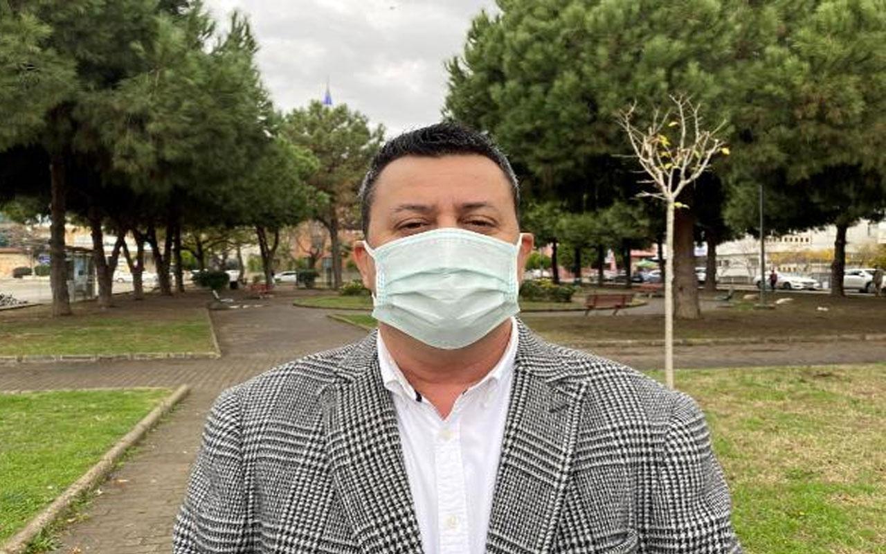 Koronavirüsü yenen doktor Murat Aydın: Nefes almak isteyip, alamamak çok kötü bir duygu