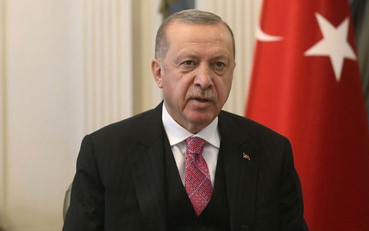 Cumhurbaşkanı Erdoğan'dan kar hatırası paylaşımı