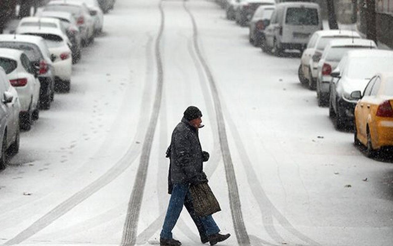 İstanbul'a kar yağacak mı? Prof. Dr. Orhan Şen'den korkutan sözler