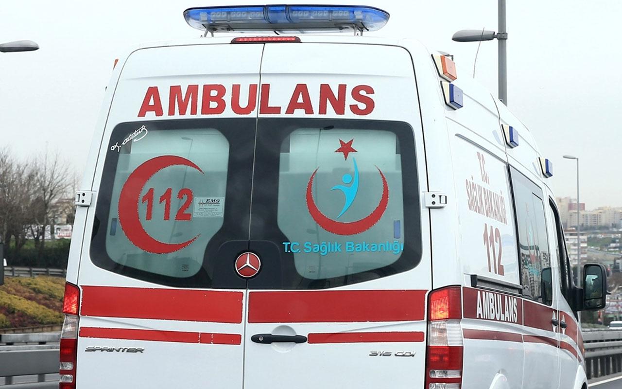Amasya'da bir kişi içtiği kolonyadan öldü