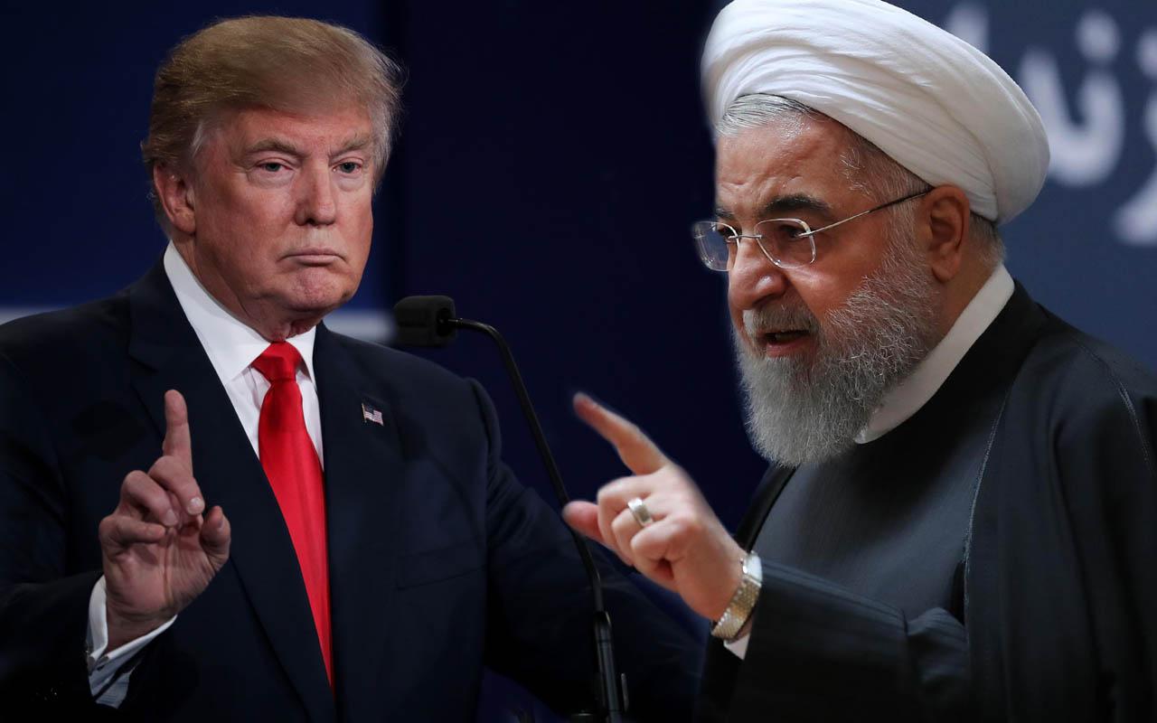 Ruhani'den Trump'a 'Vahşi katil' benzetmesi: Trump tarihin çöplüğüne gidecek!