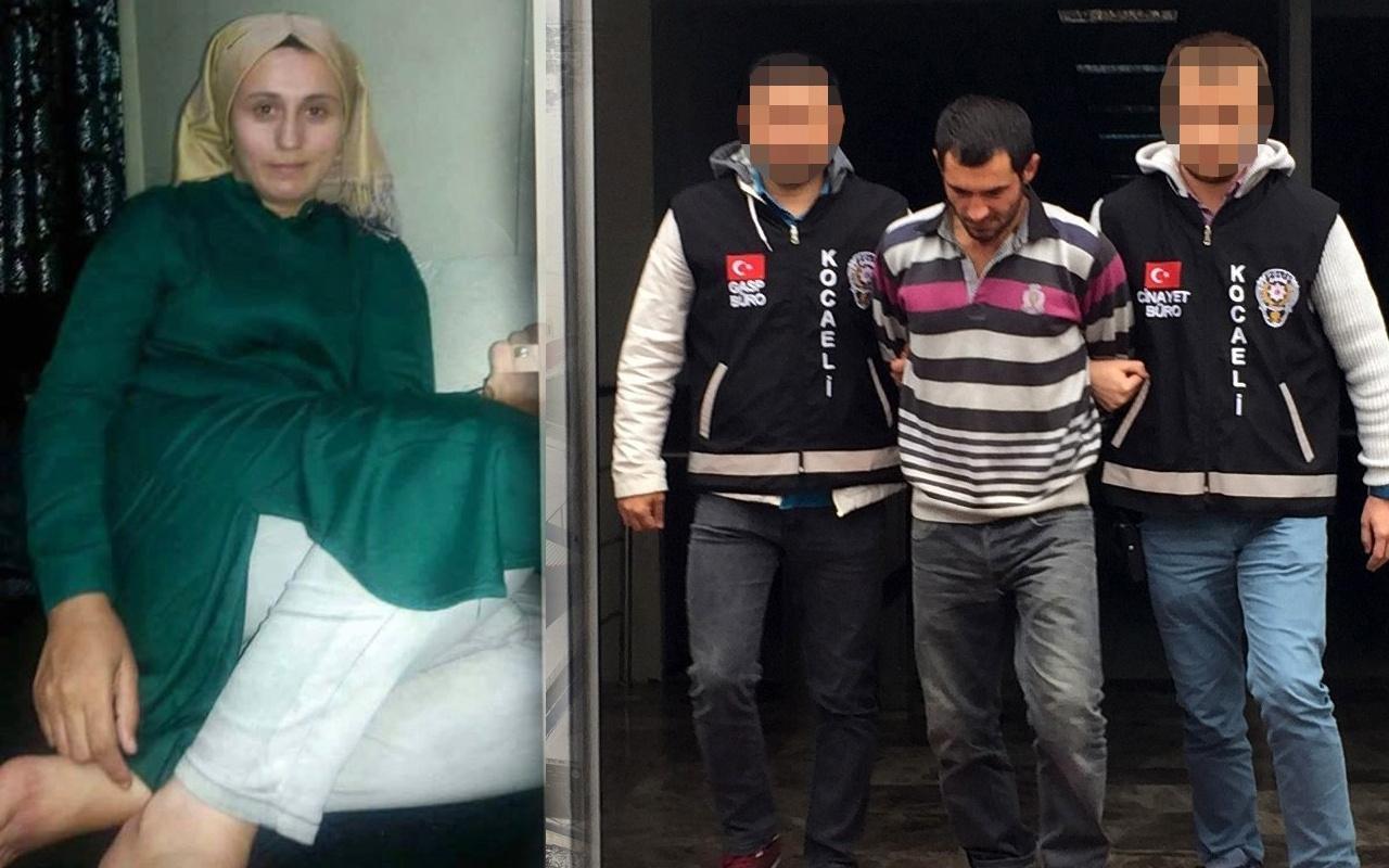 Kocaeli'de üvey annesinin boğazını kesti! Savunması pes dedirtti