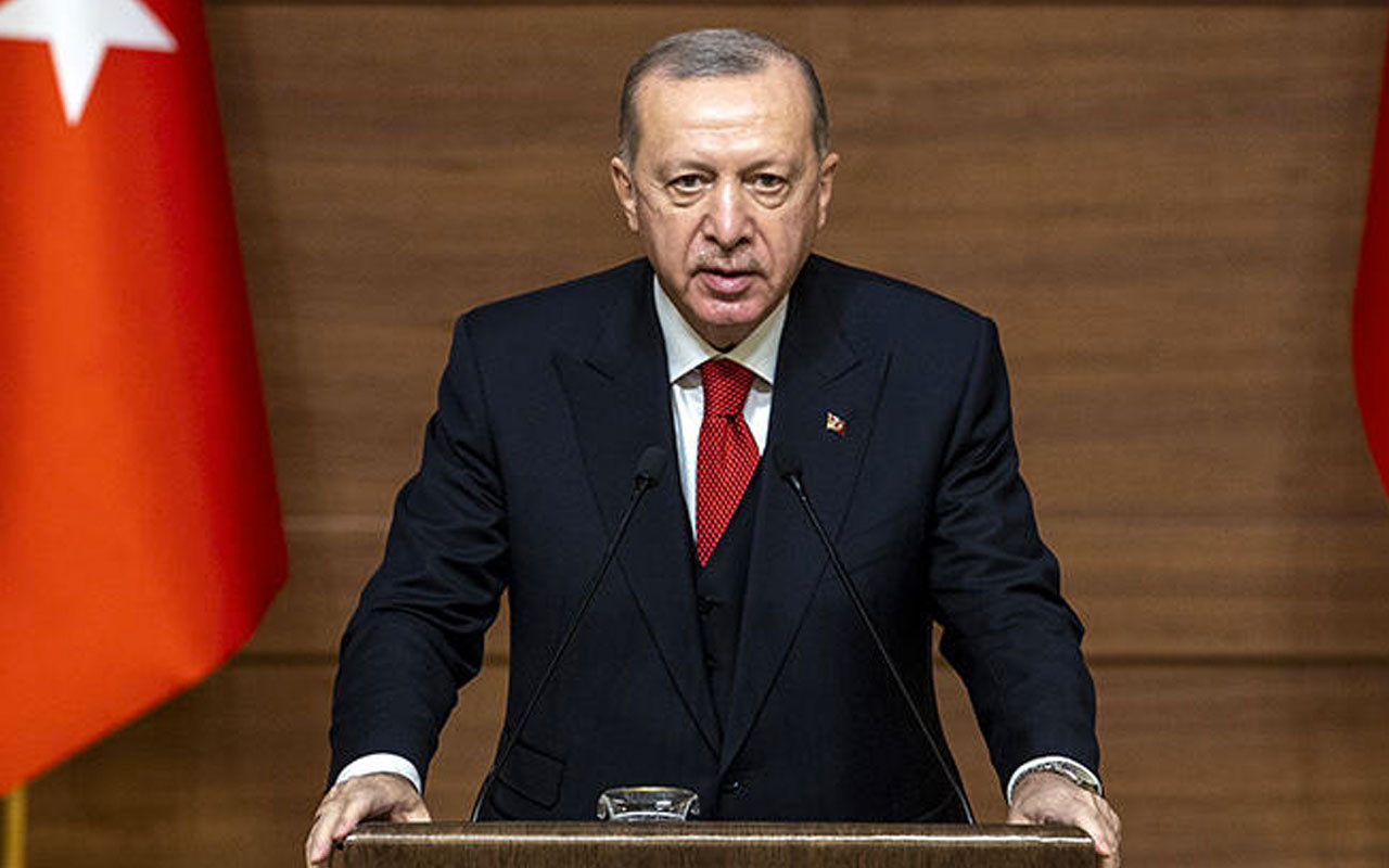 Cumhurbaşkanı Erdoğan'dan önemli açıklamalar! Her nerdeyseniz bu millet sizi bekliyor