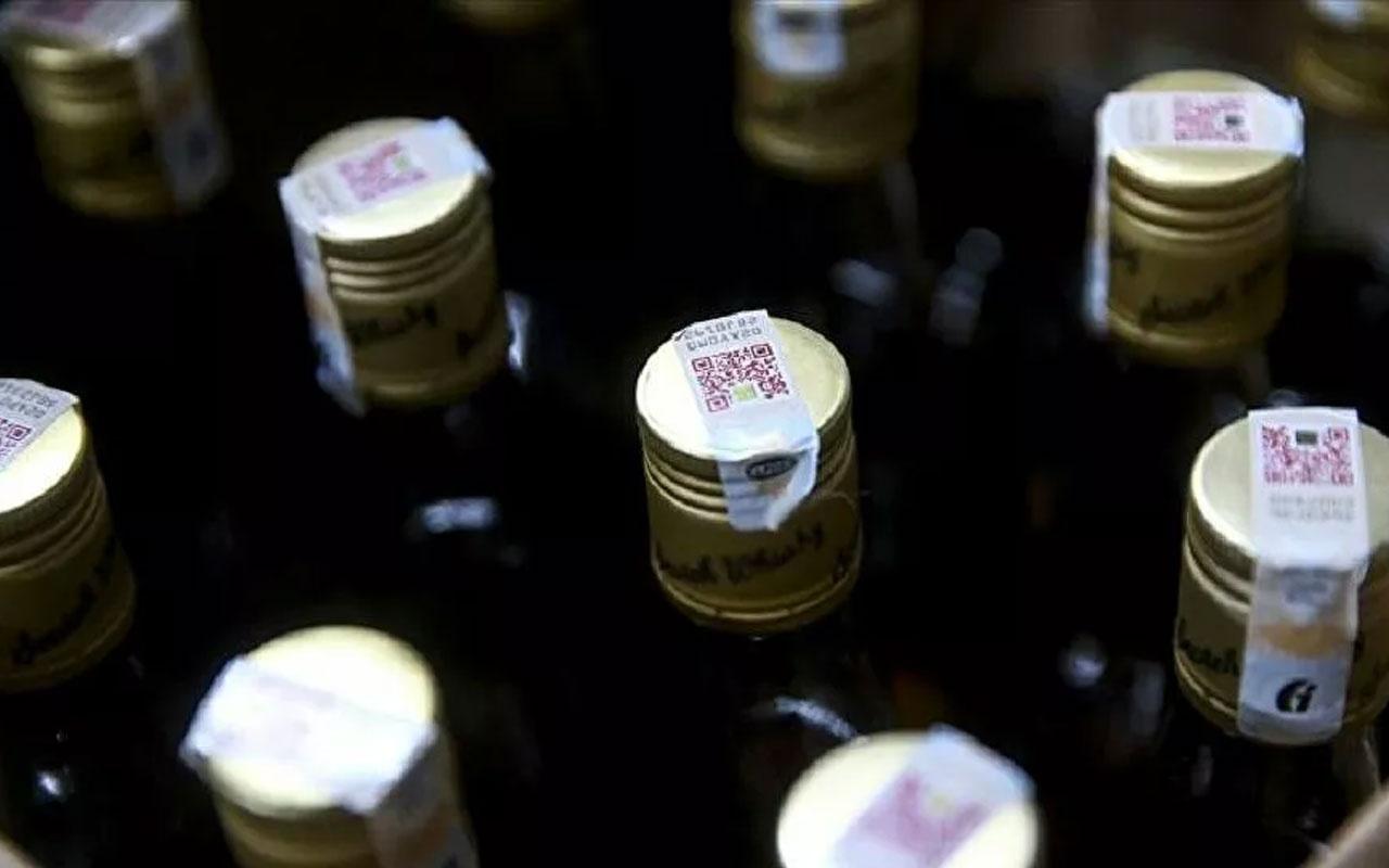 Yılbaşı öncesi sahte alkol operasyonu: 11 gözaltı
