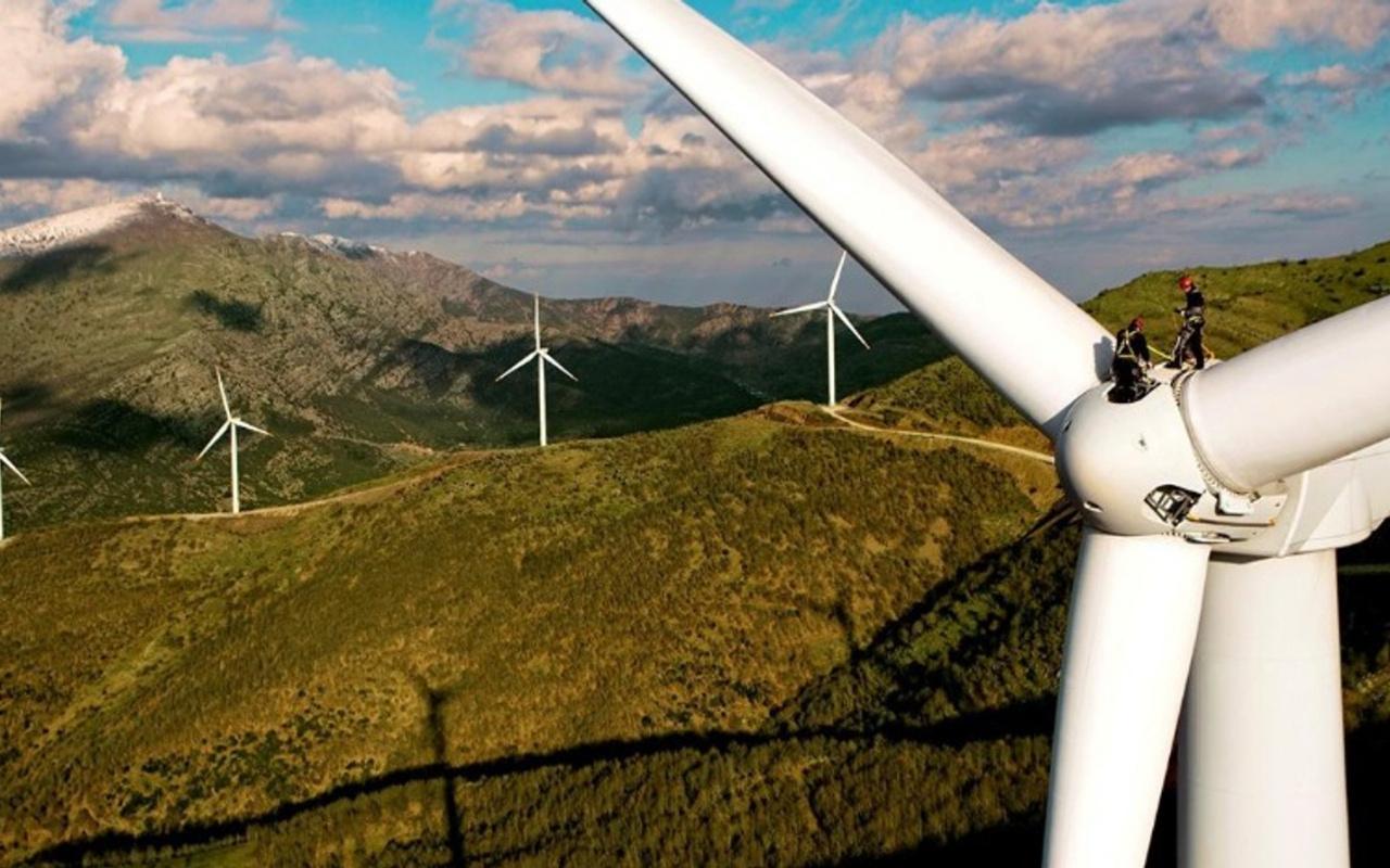 Türkiye'den 6 kıtada 44 ülkeye rüzgar tribünleri ekipmanları ihracatı