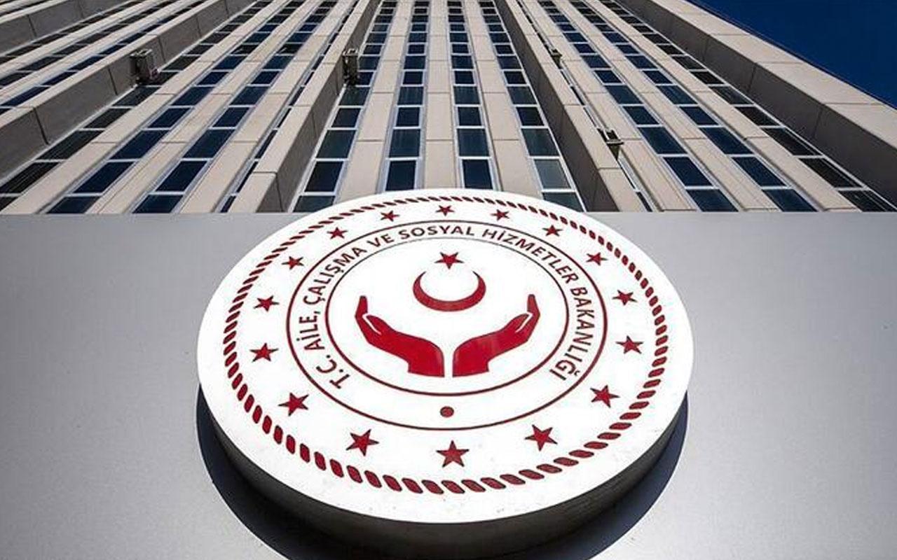 Aile, Çalışma ve Sosyal Hizmetler Bakanlığı duyurdu 250 kadrolu personel alacak