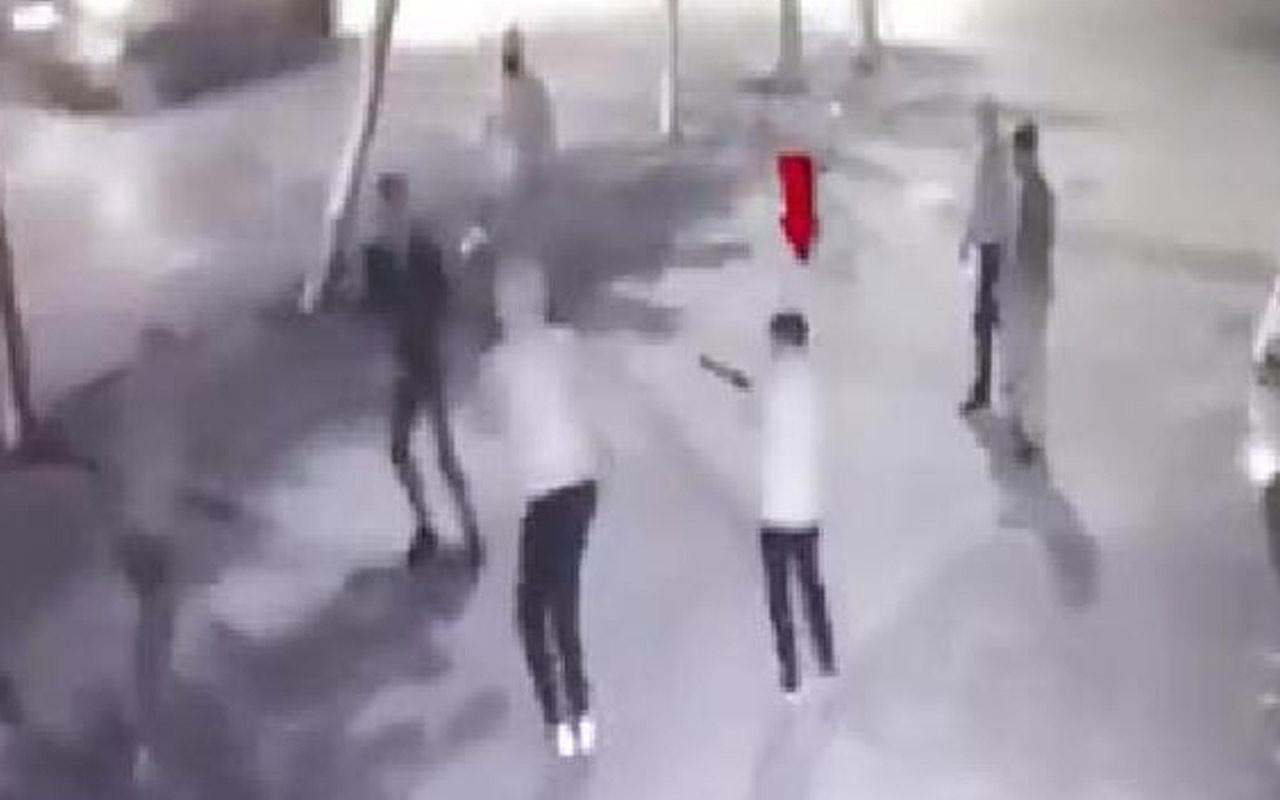 Gaziantep'te telefonunu isteyen gasp teröristleri dehşeti yaşattı! Önce dövüldü sonra vuruldu