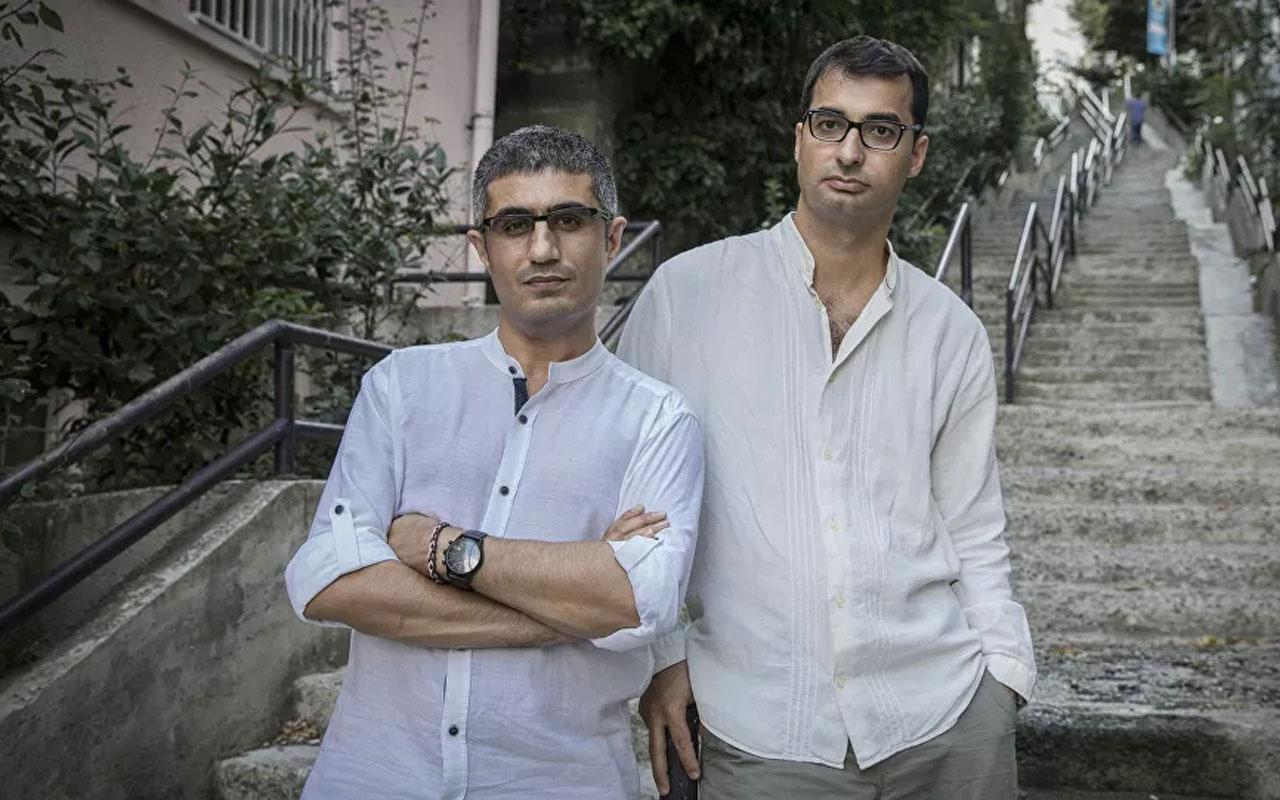 Gazeteciler Barış Pehlivan ve Barış Terkoğlu'na 158 yıl hapis talebi