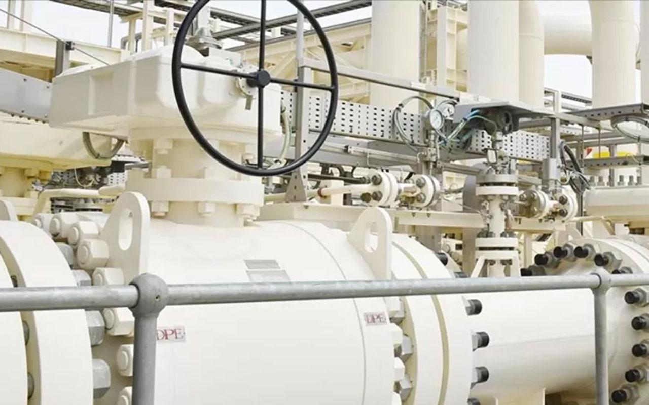 Azerbaycan, TAP üstünden Avrupa'ya ticari gaz sevkiyatına başladı