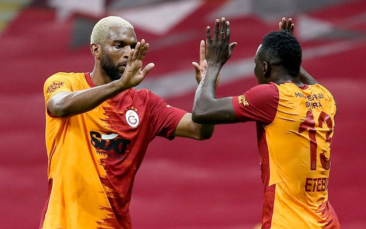 Galatasaraylı Ryan Babel'den Beşiktaş'ı kızdıracak sözler