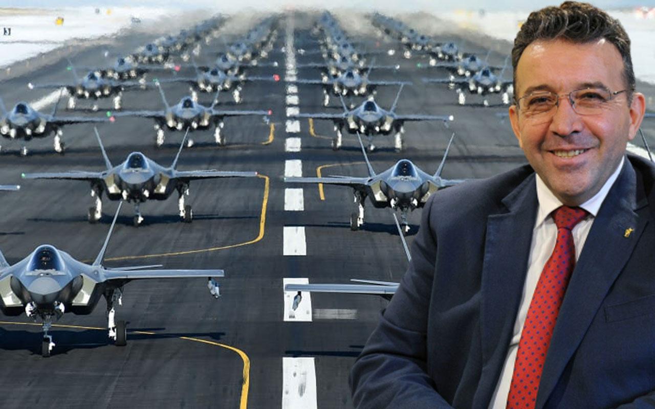 ABD, F-35'lerin üretimini süresiz durdurdu! Abdullah Ağar'dan bomba 'hayalet' açıklaması