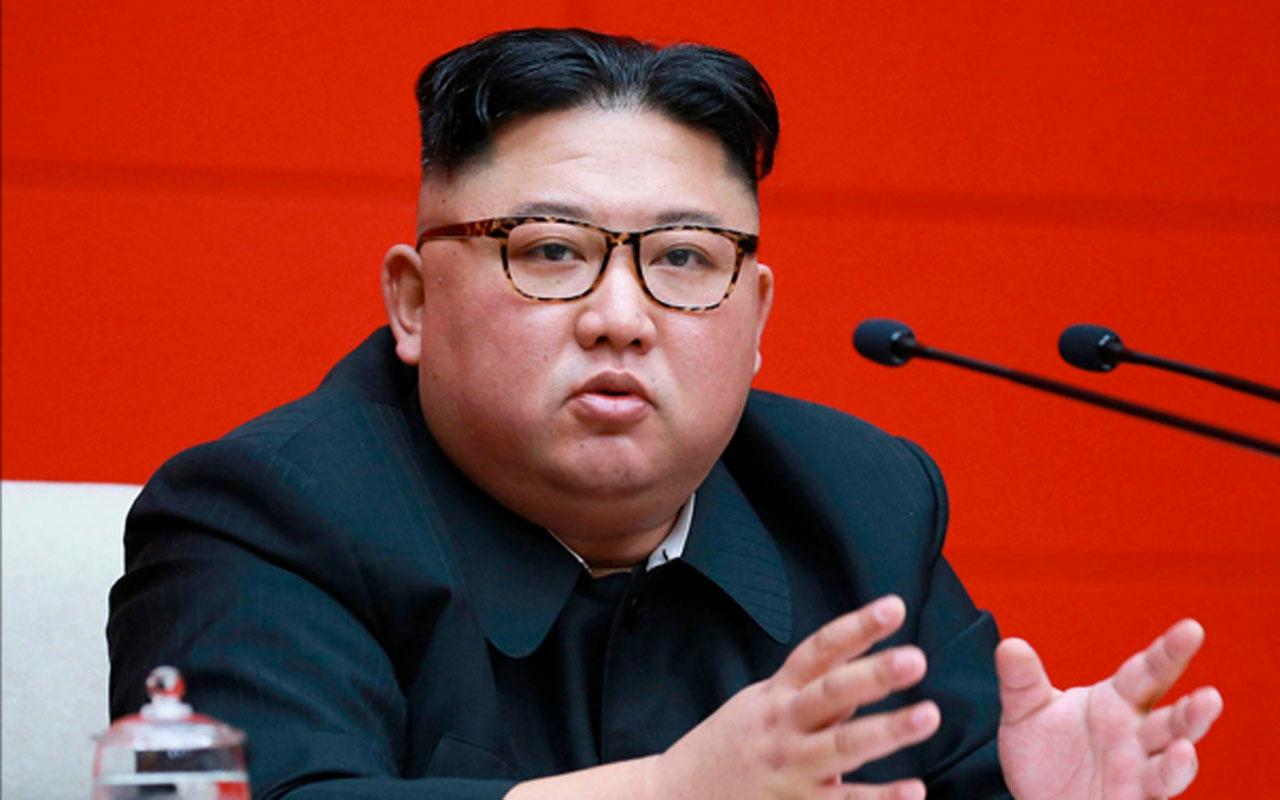 Kuzey Kore'de 1995'ten beri bir ilk! Kim, halkına mektup yolladı