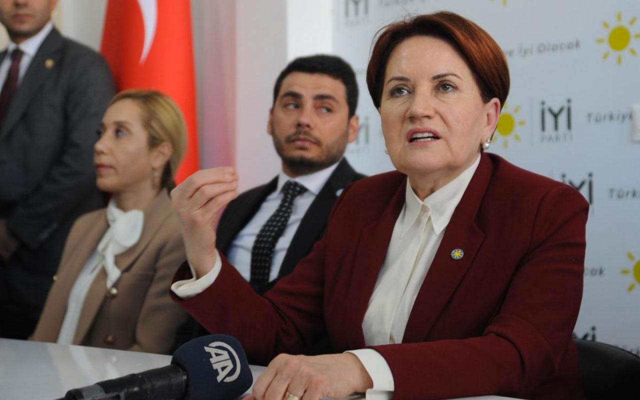 Meral Akşener'den Erdoğan'a parlamenter sistem çağrısı! Bedelini ödeyecekler
