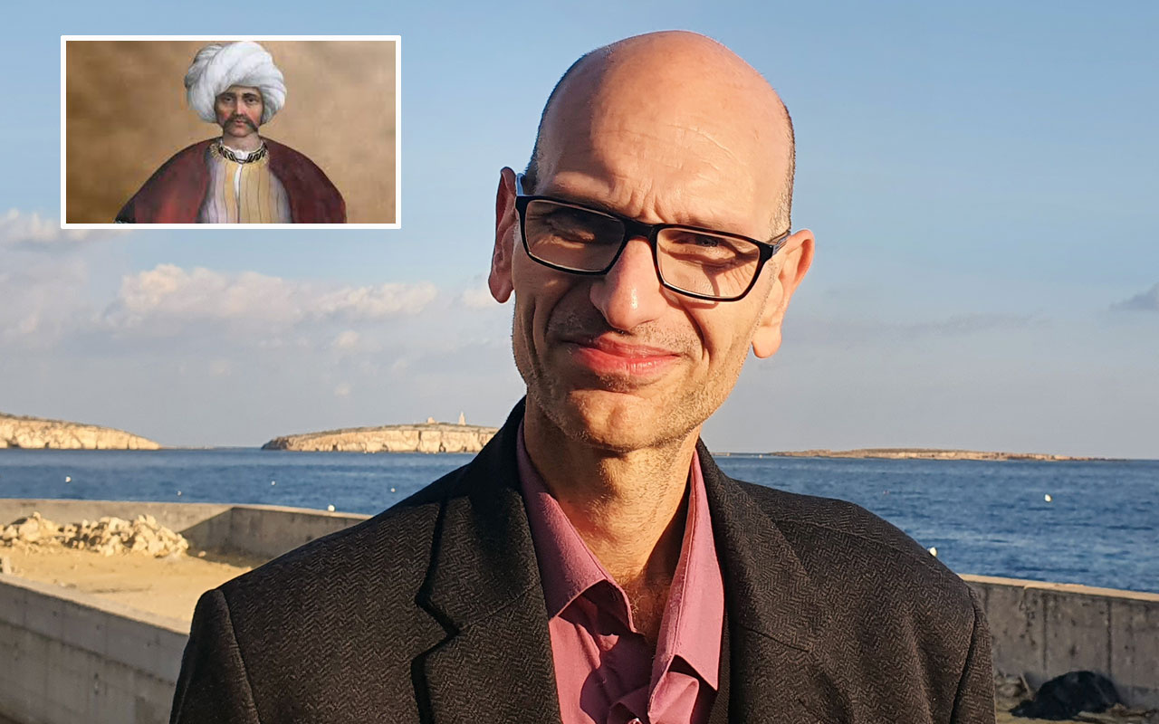 Cem Sultan'ın Maltalı torunu iddia edilen Said-Zammit ilk kez konuştu