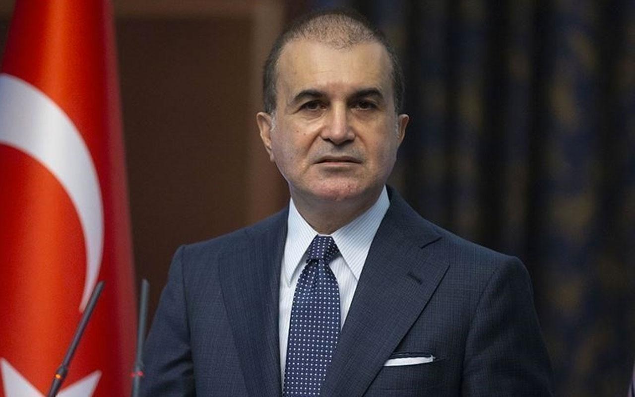 AK Parti Sözcüsü Ömer Çelik'ten Meral Akşener'e 'ikiyüzlü' tepkisi