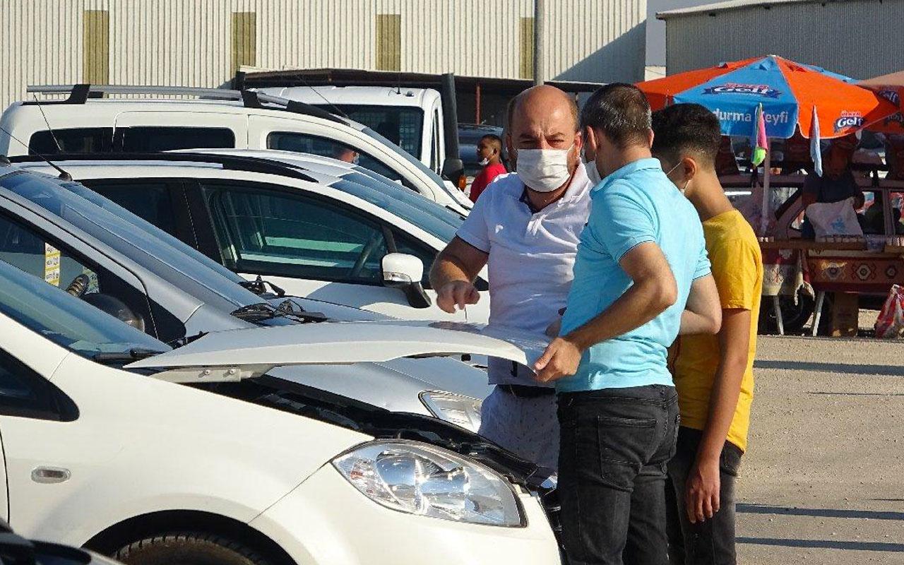 Rüzgar tersine dönmüştü! İkinci el otomobil fiyatları yeniden yükselebilir