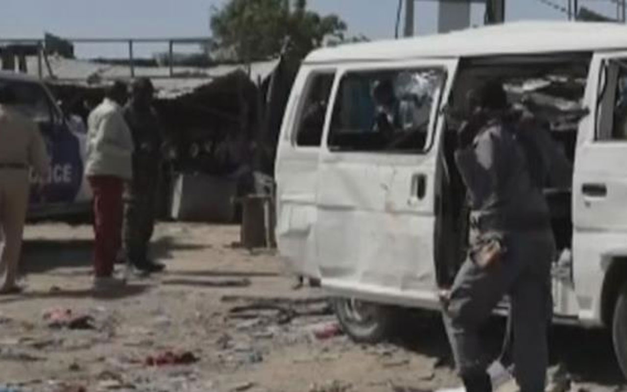 Somali'de Türk firmasına bombalı saldırı! Dışişleri Bakanlığı'ndan açıklama