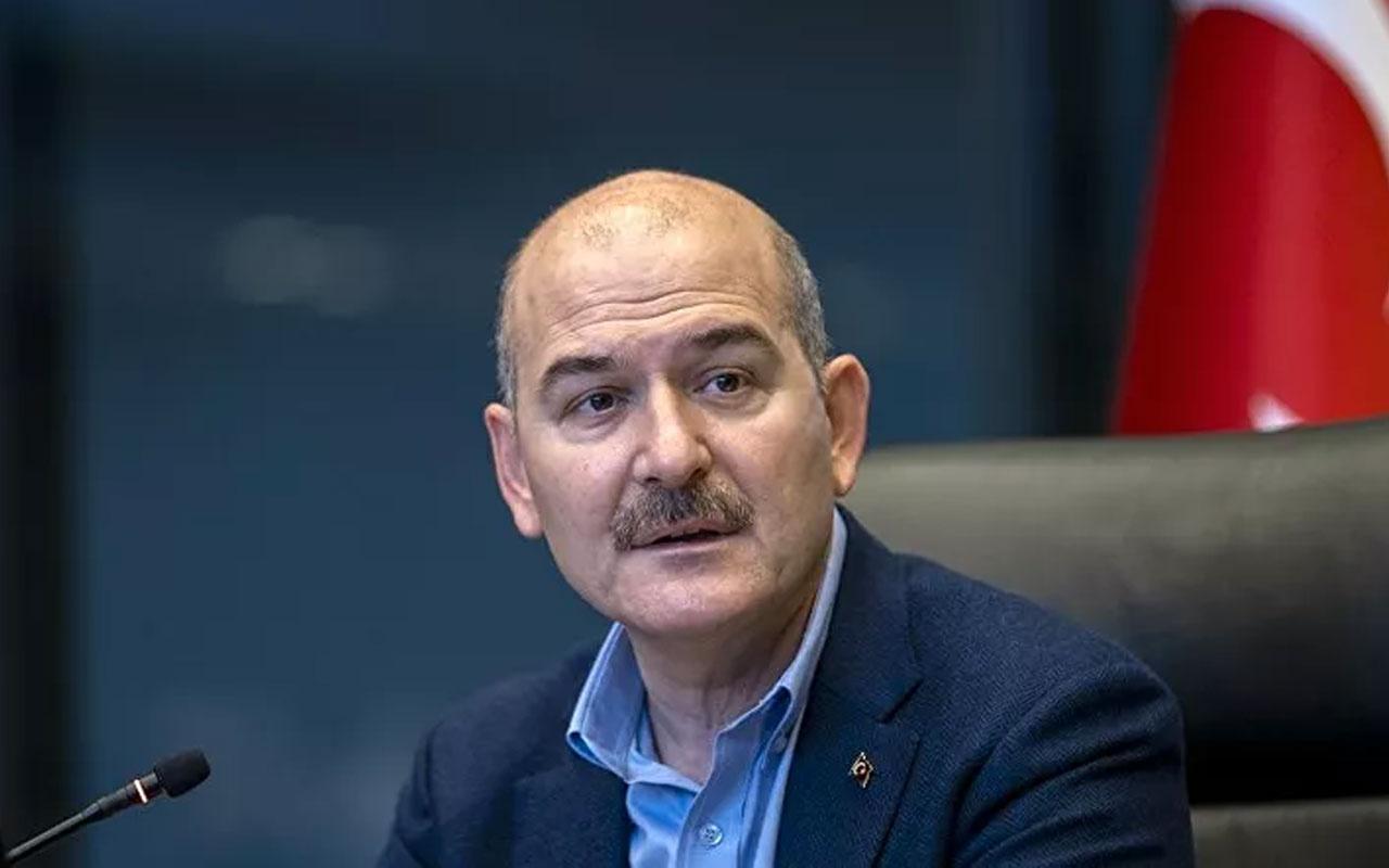 İçişleri Bakanı Süleyman Soylu'dan emekli paşaların 'Montrö bildirisi'ne sert tepki