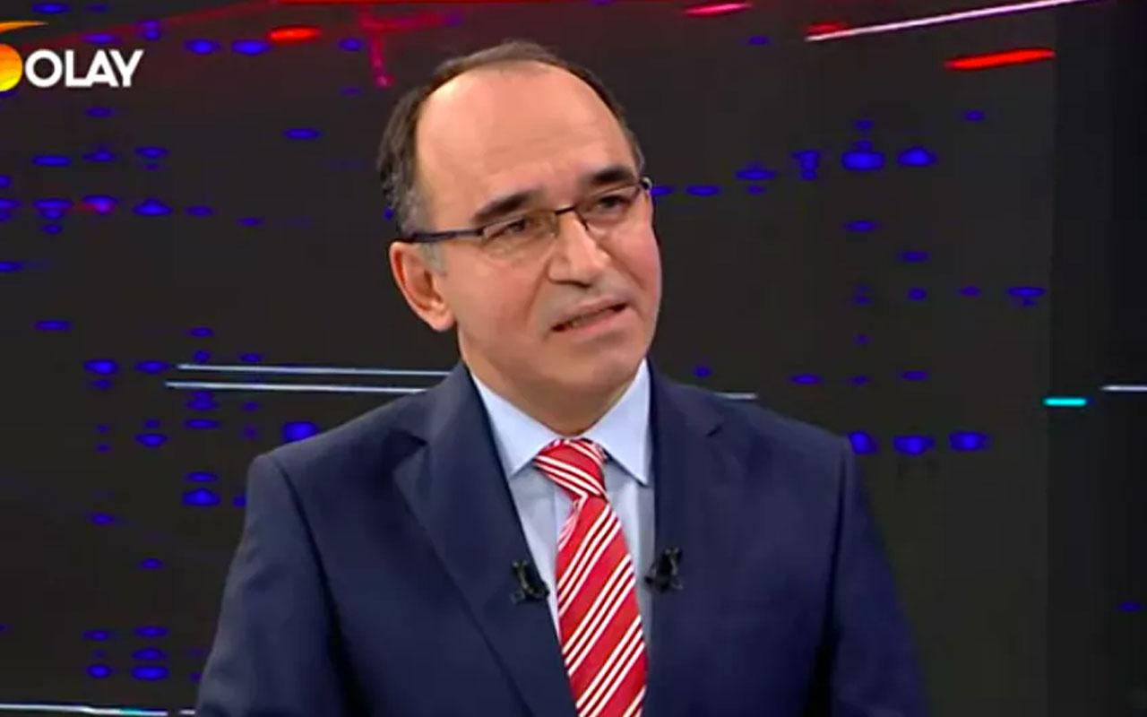 Gazeteci  Süleyman Sarılar, Olay TV'de partilere ayırdıkları süreleri paylaştı