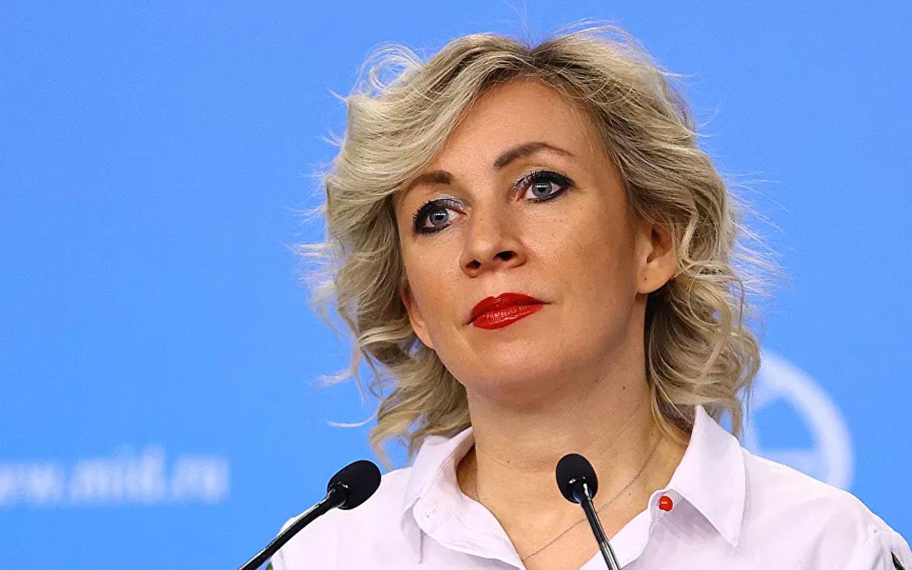 Rusya Dışişleri Sözcüsü Mariya Zaharova: ABD istisnacılık düşüncesiyle kontrolden çıktı