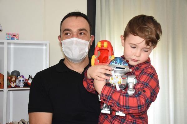 Oğluyla Türkçe konuştu diye velayet İtalyan anneye verildi! Türk babanın 'Yiğit' mücadelesi