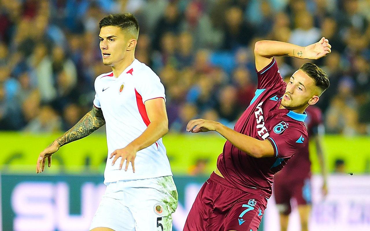 Trabzonspor'un ilk transferi Berat Özdemir