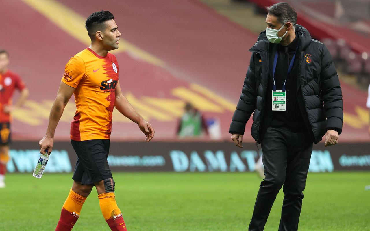 Galatasaray'a Falcao piyangosu! Portland Timbers talip oldu