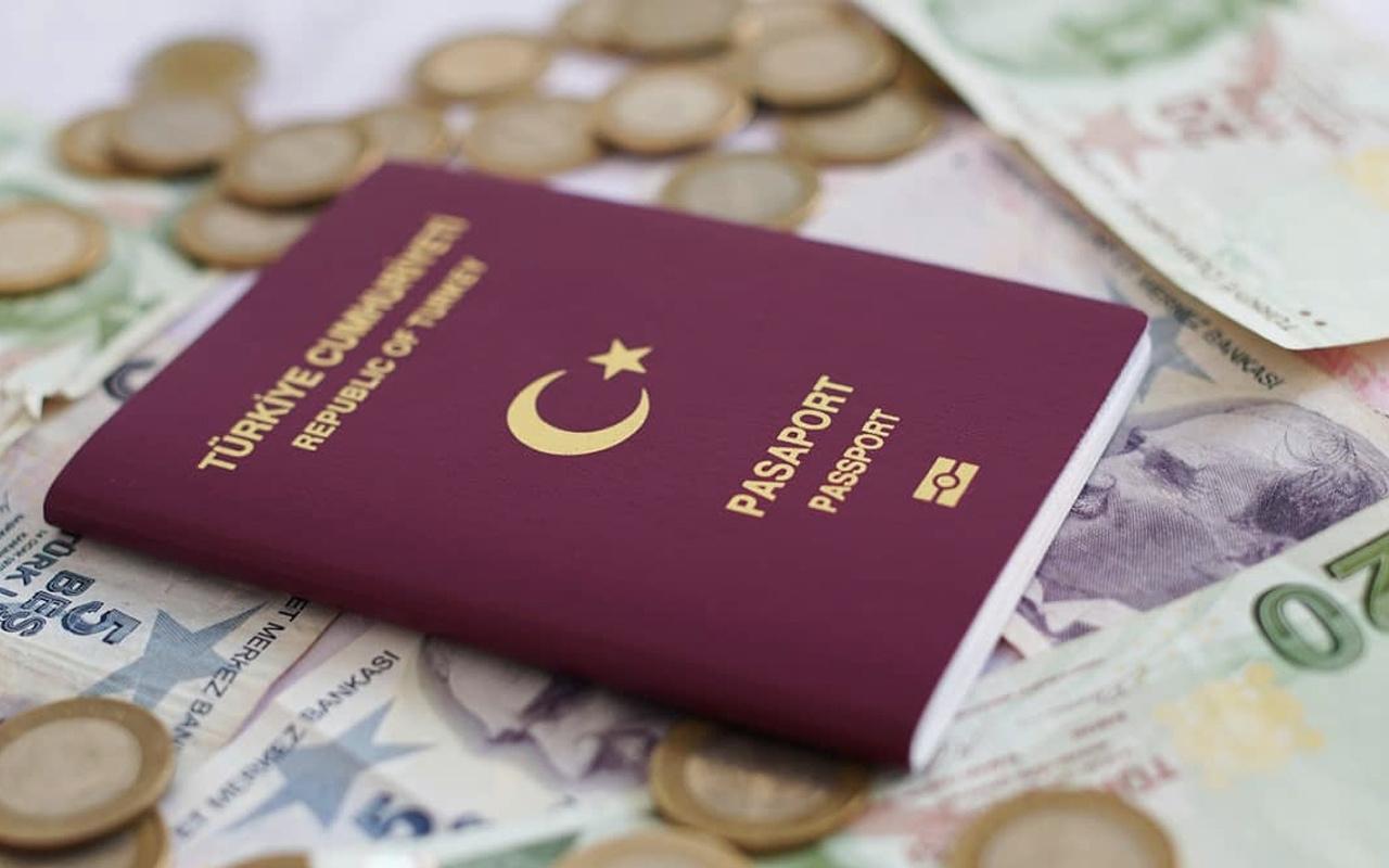 3 yıldan fazla pasaport harcı 2021 ücreti ne kadar oldu?
