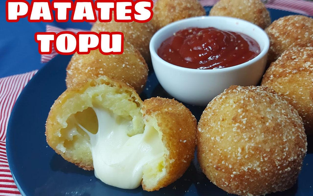 Kaşarlı patates topları nasıl yapılır bu lezzete bayılacaksınız!